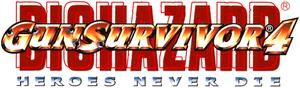 Gun Survivor 4 - Biohazard Heroes Never Die