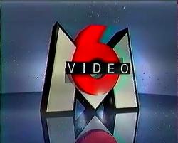 M6 Vidéo Old Logo