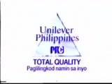 Unilever Philippines PRC 1993-1997 on screen logo