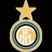 Inter Milan logo (one yellow star)