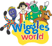 Wiggles World logo