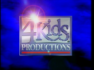 4Kids Productions 1995 B Closing