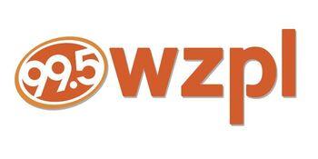 99.5 WZPL logo