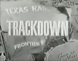 Trackdown Intertitle