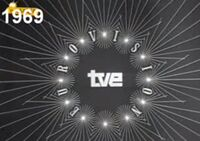 Eurovision TVE 1969