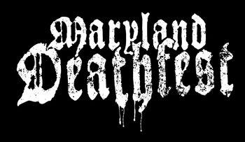 MarylandDeathfest 2014 logo