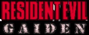 Resident Evil Gaiden Logo