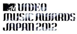 2012 MTV Video Music Awards Japan logo