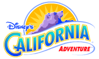 Disney california adventure logo full