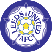 Leeds United AFC logo (1984-1998)