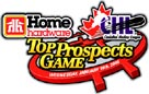 Home Hardware Top Prospects Game logo