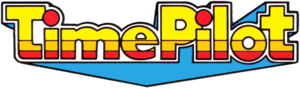 Time pilot logo by ringostarr39-d663qst