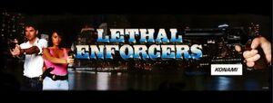 Lethal Enforcers marquee-1