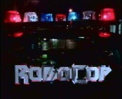 RoboCop The Series