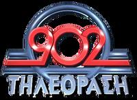 902 tv old logo 1990-2008