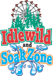 Idlewild and Soak Zone logo