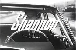 Shannon 1961 Intertitle