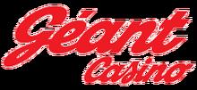 Géant Logo 1970