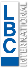 LBC International 2012 logo
