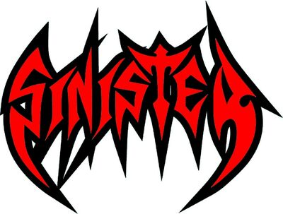 Sinister band logo