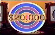 $20,000 on set