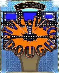 Tic Tac Dough mobile game logo
