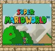 Super Mario World Nintendo