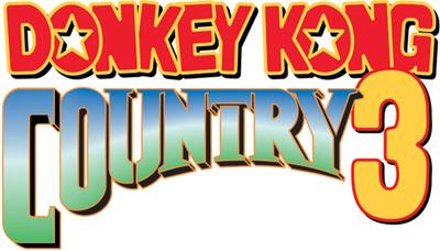 DKC3 (GBA) Logo