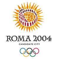 Roma 2004 Olympic bid logo