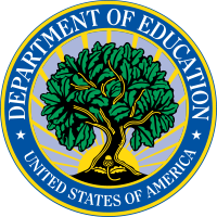 200px-US-DeptOfEducation-Seal svg
