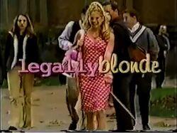 Legally Blonde TV Pilot