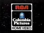 RCA Columbia Pictures Home Video Logo 1983 b