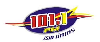 XHVSS SIN LIMITES 101.1 FM 1