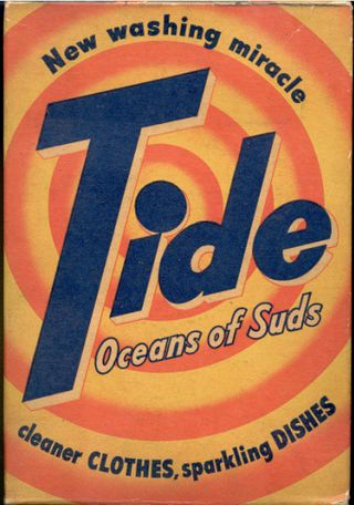 Tide Laundry Detergent Being Used As Currency