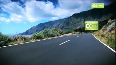 Televisión Canaria Net idents 2011