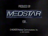 Medstar 1996 logo