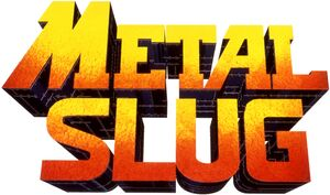 Metal slug logo 1