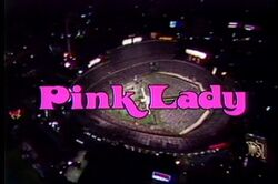 Pink Lady Title Card
