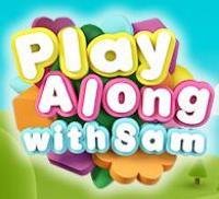 Play Along with Sam logo