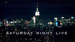 Saturday Night Live Video Open From October 2, 2004