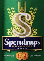 Spendrups beer 2010