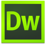 Adobe Dreamweaver CS6 Icon