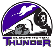 Bloomington Thunder (SPHL) logo