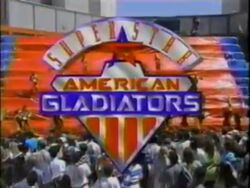 Superstar american gladiators special
