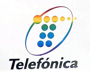 Antiguo Logo de Telefonica del Peru