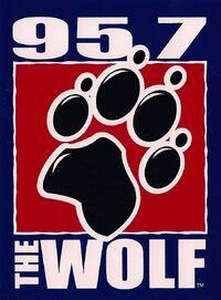95.7 The Wolf KBWF
