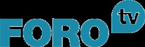 Foro TV 2016 logo