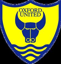 Oxford United FC logo (1998-2000)