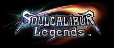 Soul calibur legends logo lg