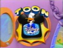 Toon Disney 1998 Logo Donald Duck variant lolgo